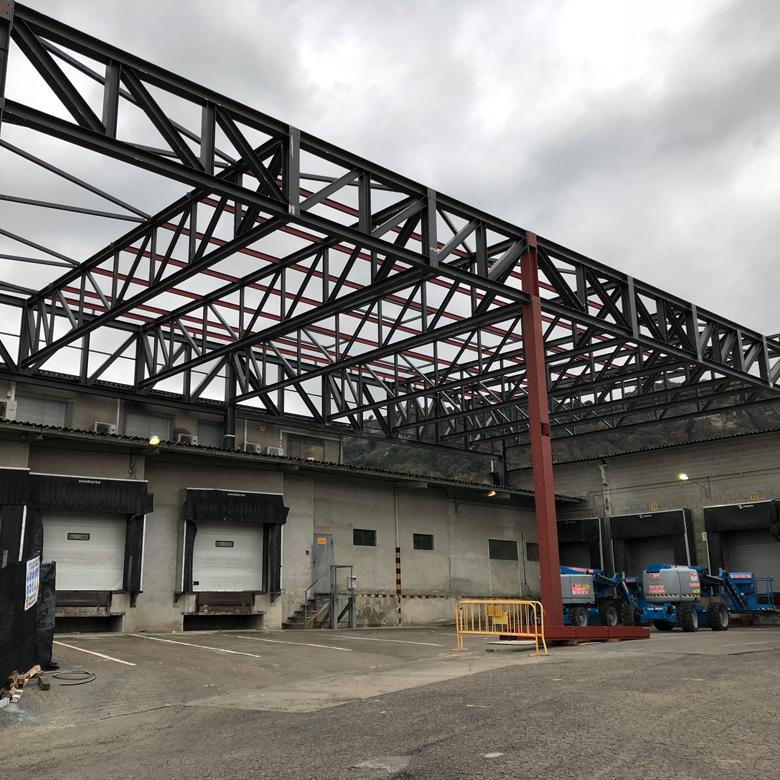 Oficines Bonpreu | Culleré Sala Structures