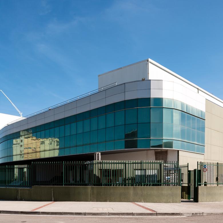 Casa Tarradellas Cárnicos 3 | Culleré Sala Structures