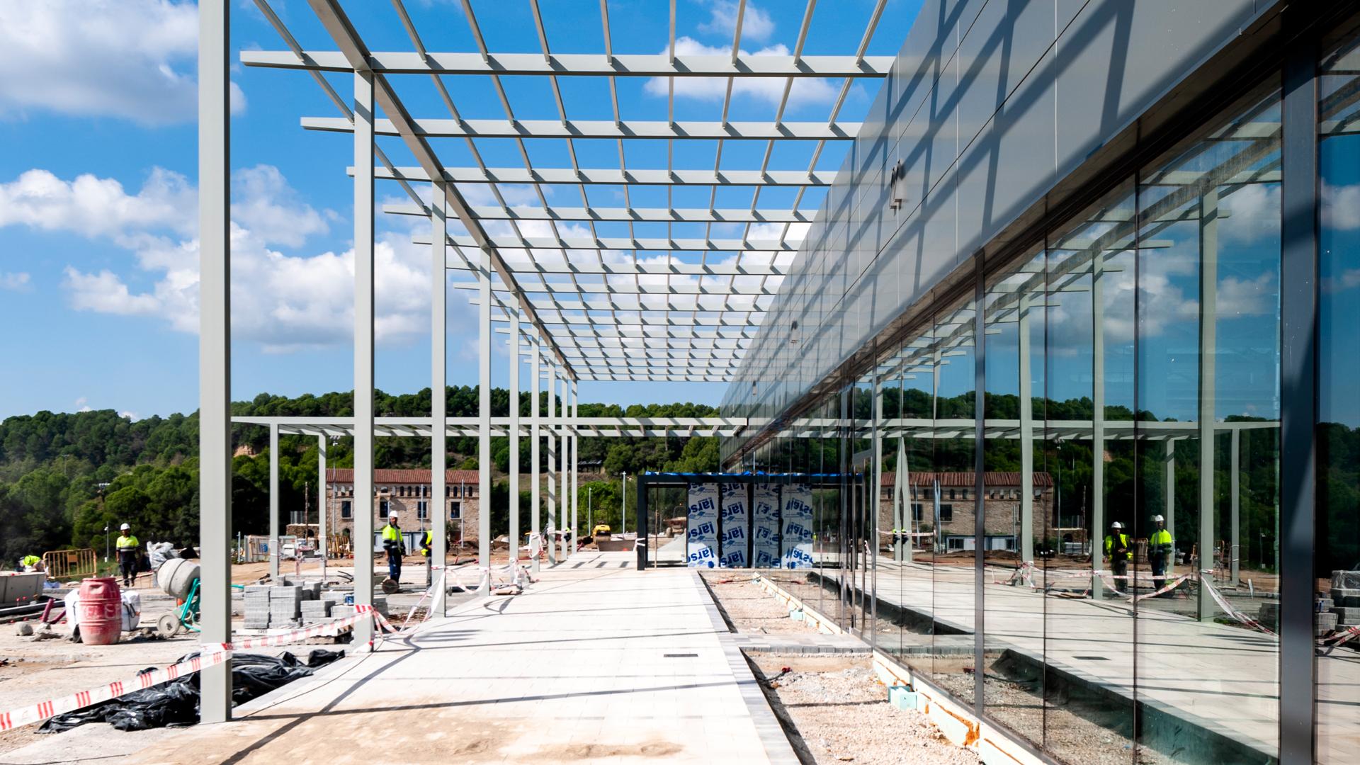 Hewlett Packard Sant Cugat | Culleré Sala Structures