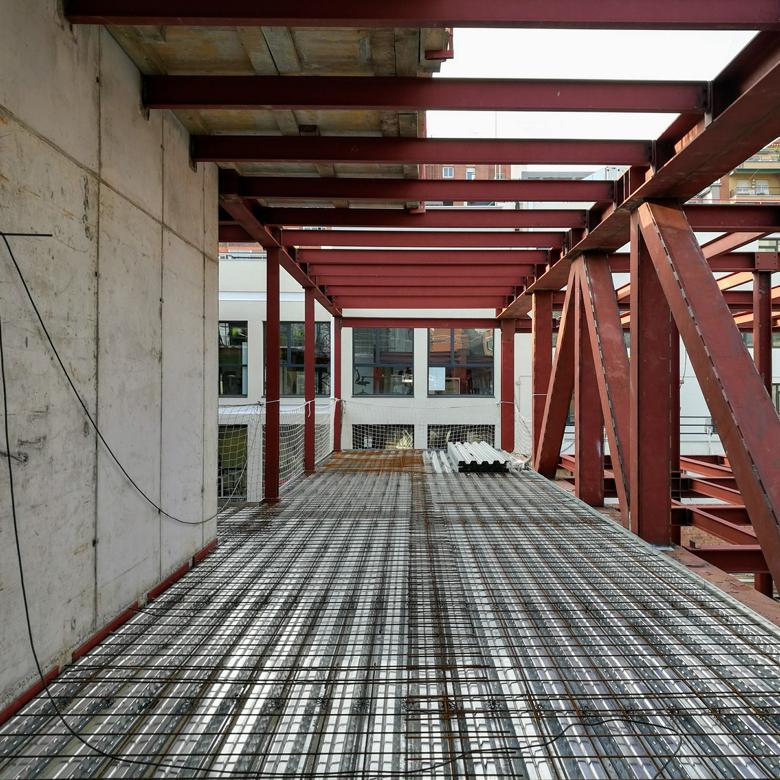 Tanatorio Sancho d'Àvila | Culleré Sala Structures