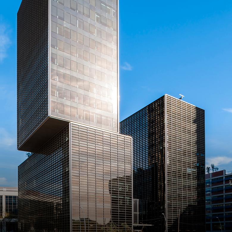 Cuatrecasas Headquarters | Culleré Sala Structures