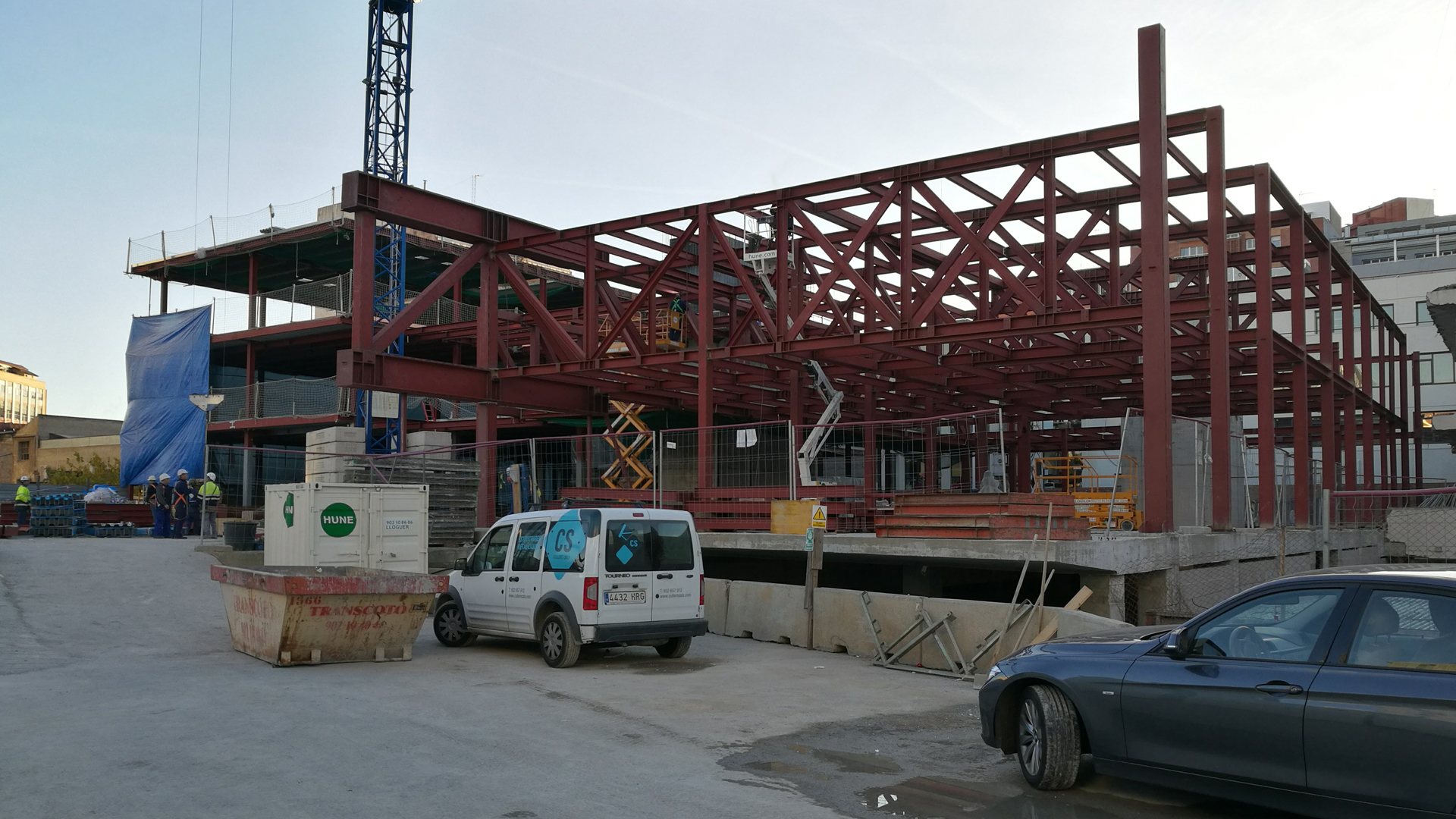 | Culleré Sala Structures