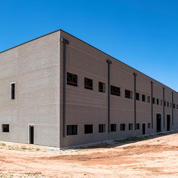 BonareaNaveTalleres | Culleré Sala Structures
