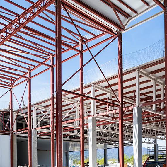 Noel OLOT | Culleré Sala Structures